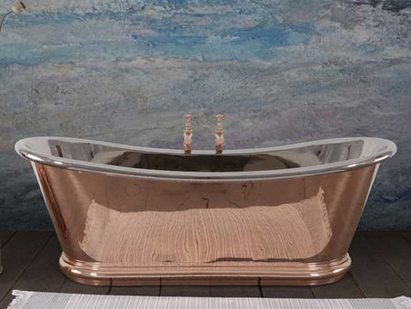 Step 2 - Sanitaryware - Five Steps to Designing a Sustainable Luxury Bathroom!