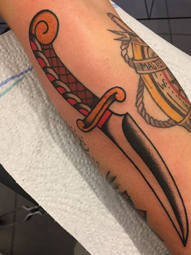🗡 Thank you!! ❤️ Done at @goodoldtimest