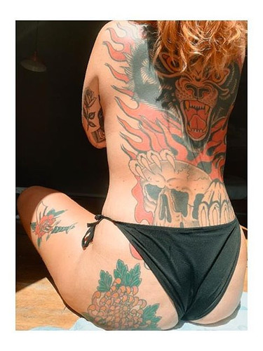 Backpiece in progress by me and Chrysant