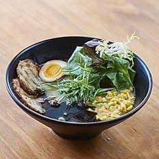 Tonkotsu Black Ramen
