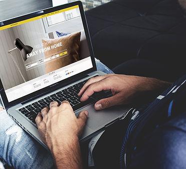 Sitio Web maqueta