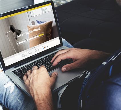 Criação de websites para negócios