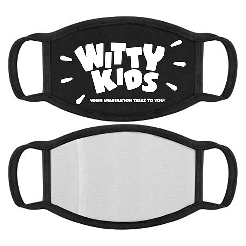 Witty Kids Face Mask