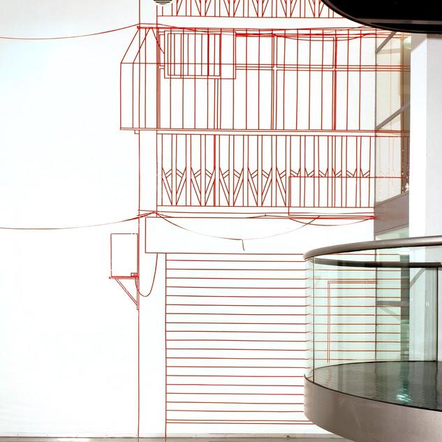 Toekenning 026, Mondriaanfonds, Amsterdam, NL, 2005, Aam Solleveld