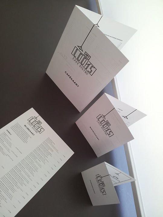 Hetlooks Logo and menus by Aam Solleveld