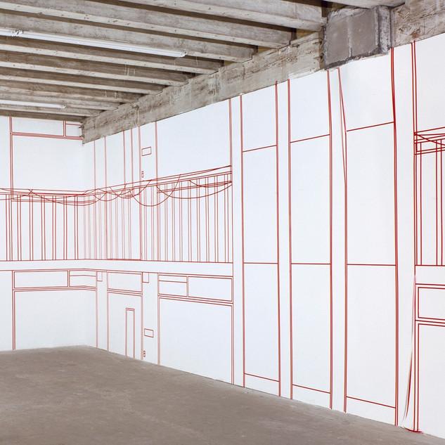 Interval, Consortium, Amsterdam, NL, 2005, Aam Solleveld, groupshow