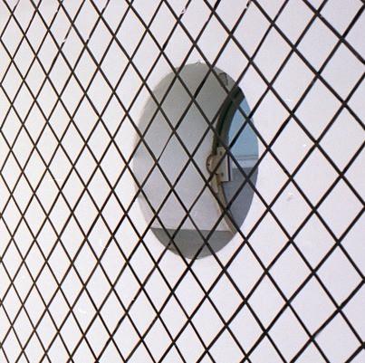 Rijksakademie van Beeldende Kunsten, Amsterdam, NL 2002, Aam Solleveld tape installation on the walls, Mural, Experience Art, Wallart