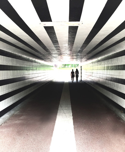 Tunnel Boutenslaan, NL 2020 by Aam Solleveld