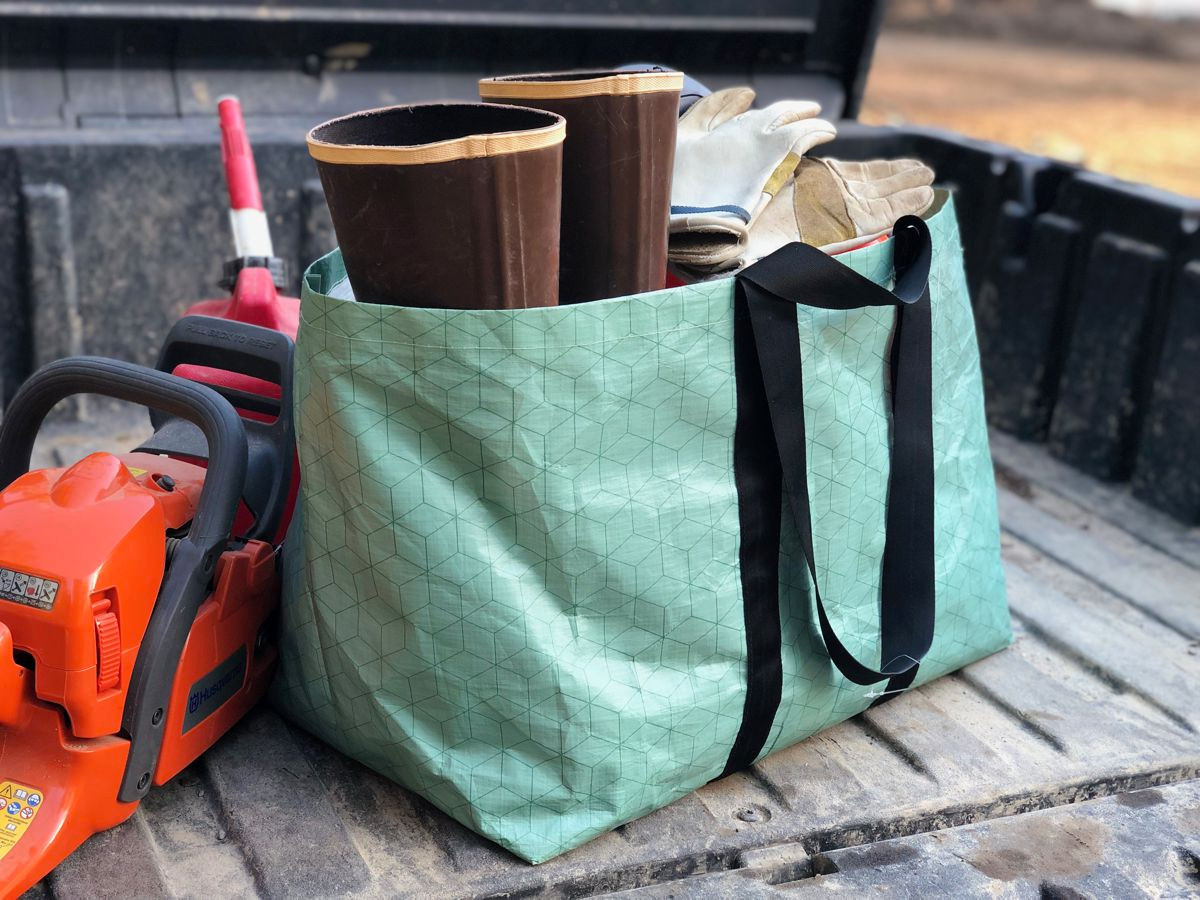 Foremost Reusable Large Heavy Duty Bag