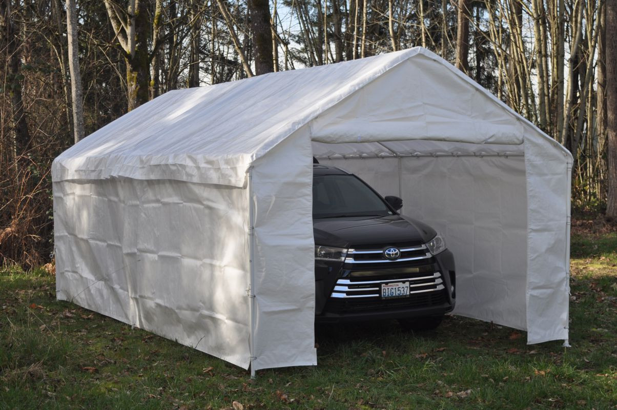Dry Top Canopy System