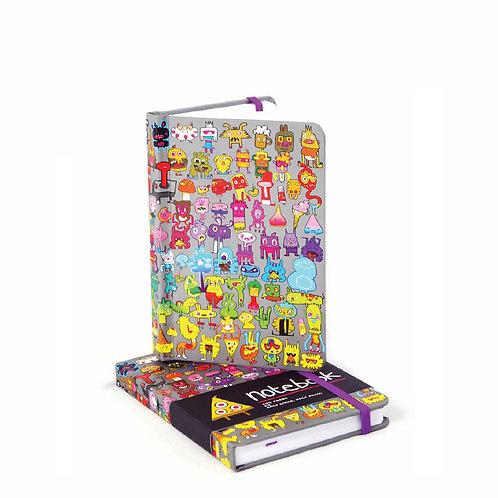 Burgerman notebook A6