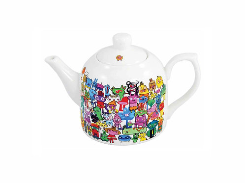 Burgerman 茶壺