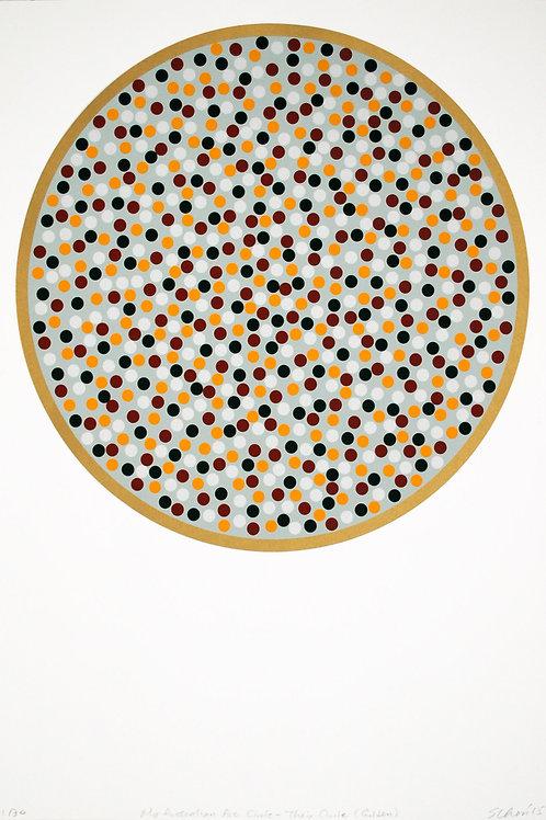 My Australian Art Circle - Their Circle(Golden)