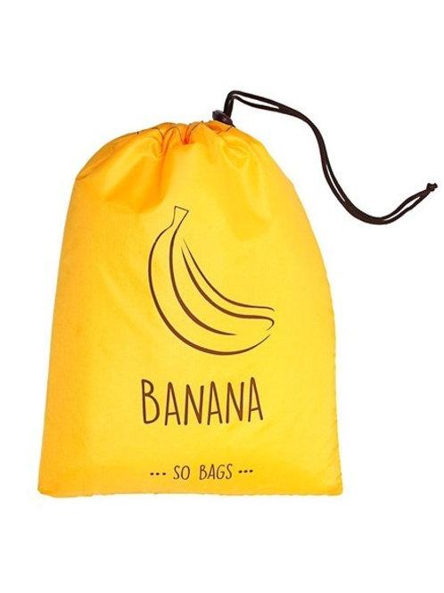 So Bags Nylon - Banana