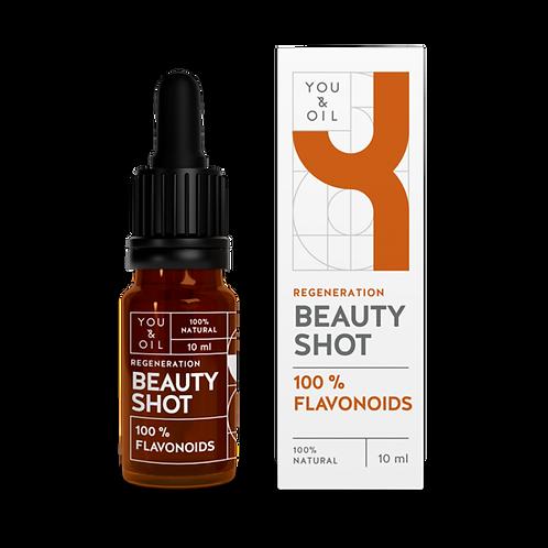 Número 4 Sérum Facial Natural Rejuvenescedor Flavonoides