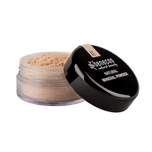 Pó Facial Mineral Light Sand - Vegano