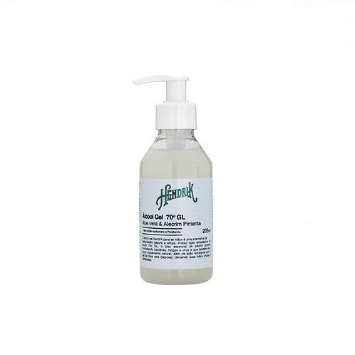 Álcool Gel 70° GL – 205 ml