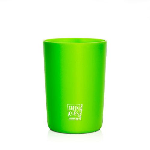 Big Drink Green Verde 320 ml -  Copo Eco Cana de Açúcar
