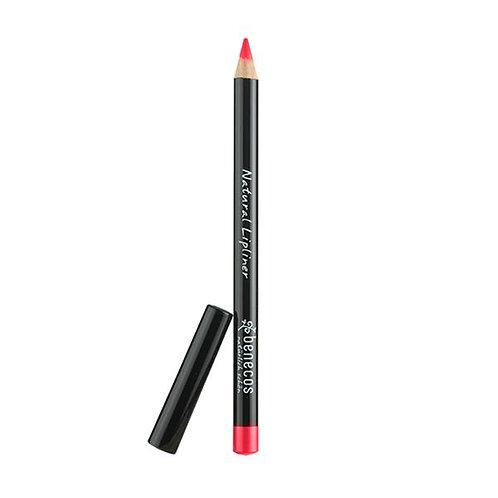 Lápis Para Os Lábios Orgânico Natural Red