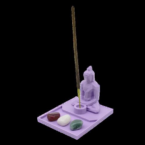 Incensário Buddha