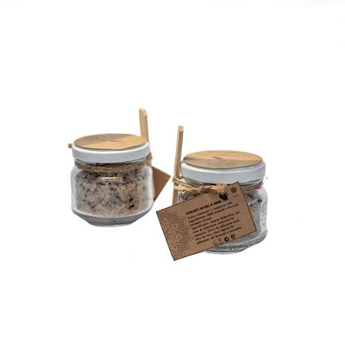 Esfoliante Natural de Banho Lavanda & Lavandin 180g