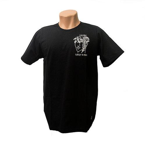 Camiseta FLORESÇA SUA MENTE, LEVITE SUA ALMA