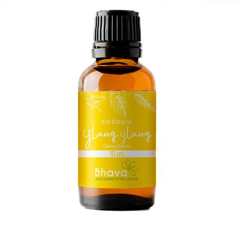 Óleo Essencial de Ylang Ylang Certificado IBD Natural 10 ml