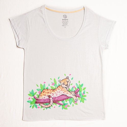 Camiseta Onça Pintada