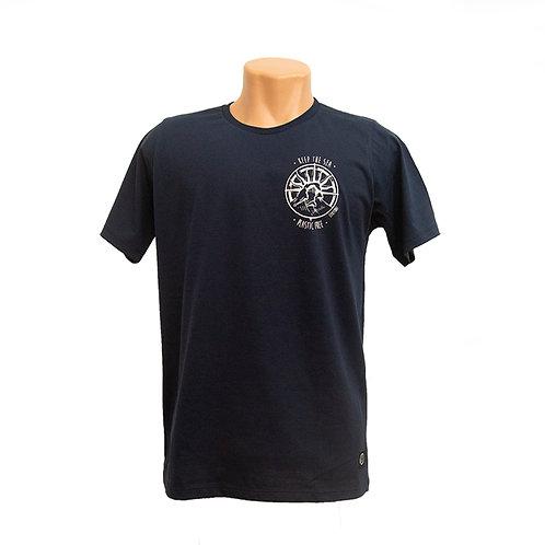 Camiseta KEEP THE SEA PLASTIC FREE –  COLLAB: NICOLE FELIPPE