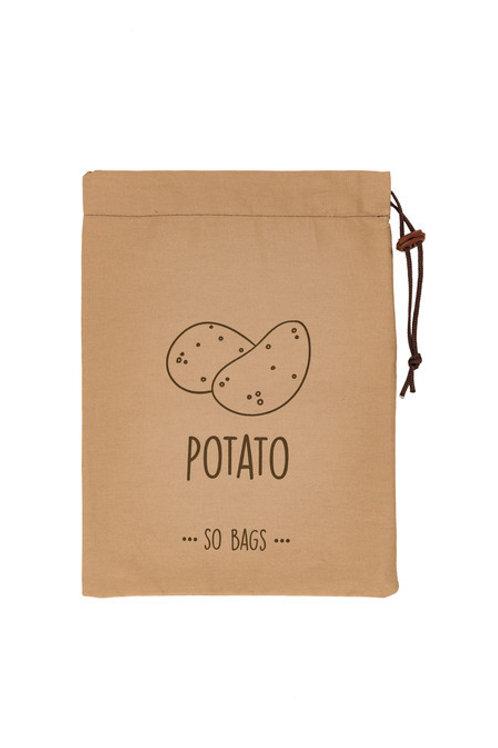 So Bags Algodão - Batata