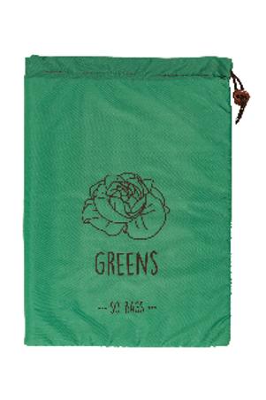 So Bags Nylon Greens - Folhas