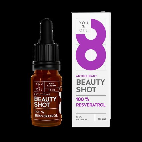 Número 8 Sérum Facial Natural Antioxidante