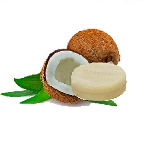 Sabonete Barra para o Rosto 100% Coco 90g