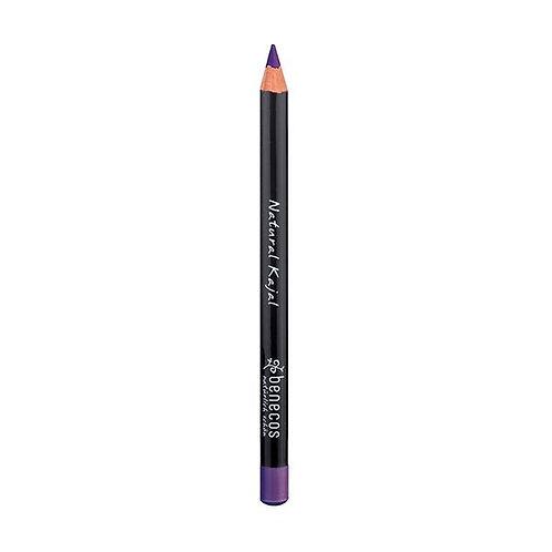 Lápis de Olhos Orgânico Natural Kajal Violet
