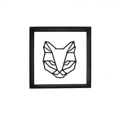 """Nicho de Parede - """"Animalia - Cat"""""""