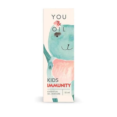 Óleo Essencial Infantil Imunidade
