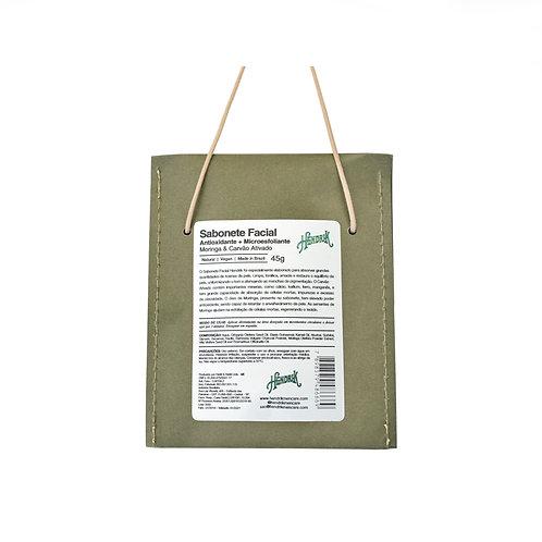 Sabonete Facial - Antioxidante + Microesfoliante 45g
