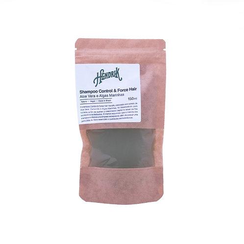 Refil - Shampoo Control & Force Hair 150ml