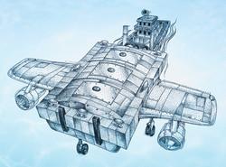 Aero-Barge
