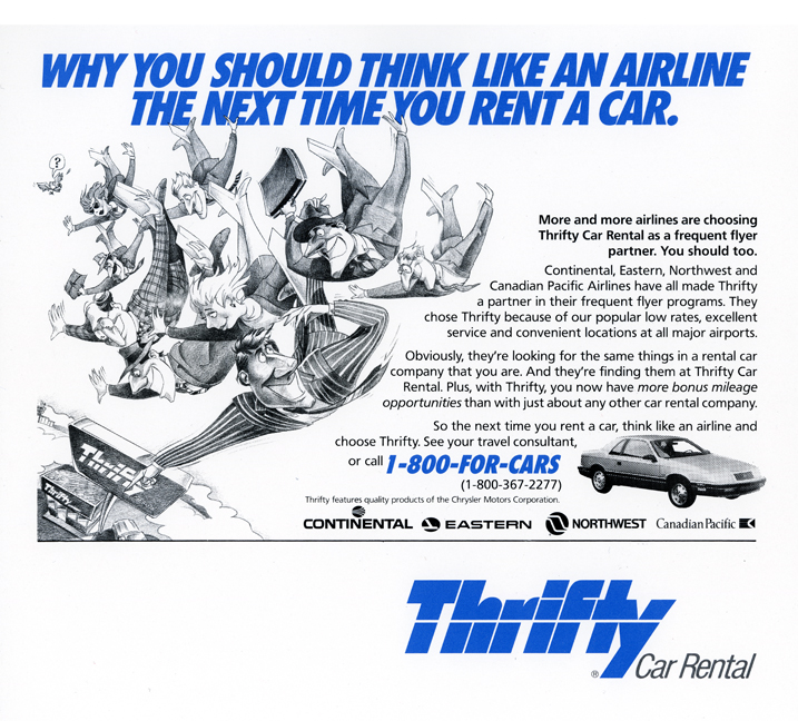 Thrifty Air