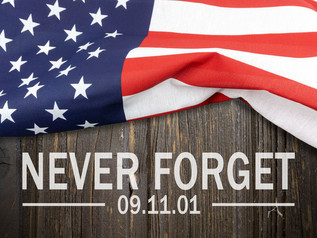 Never Forget ......9/11