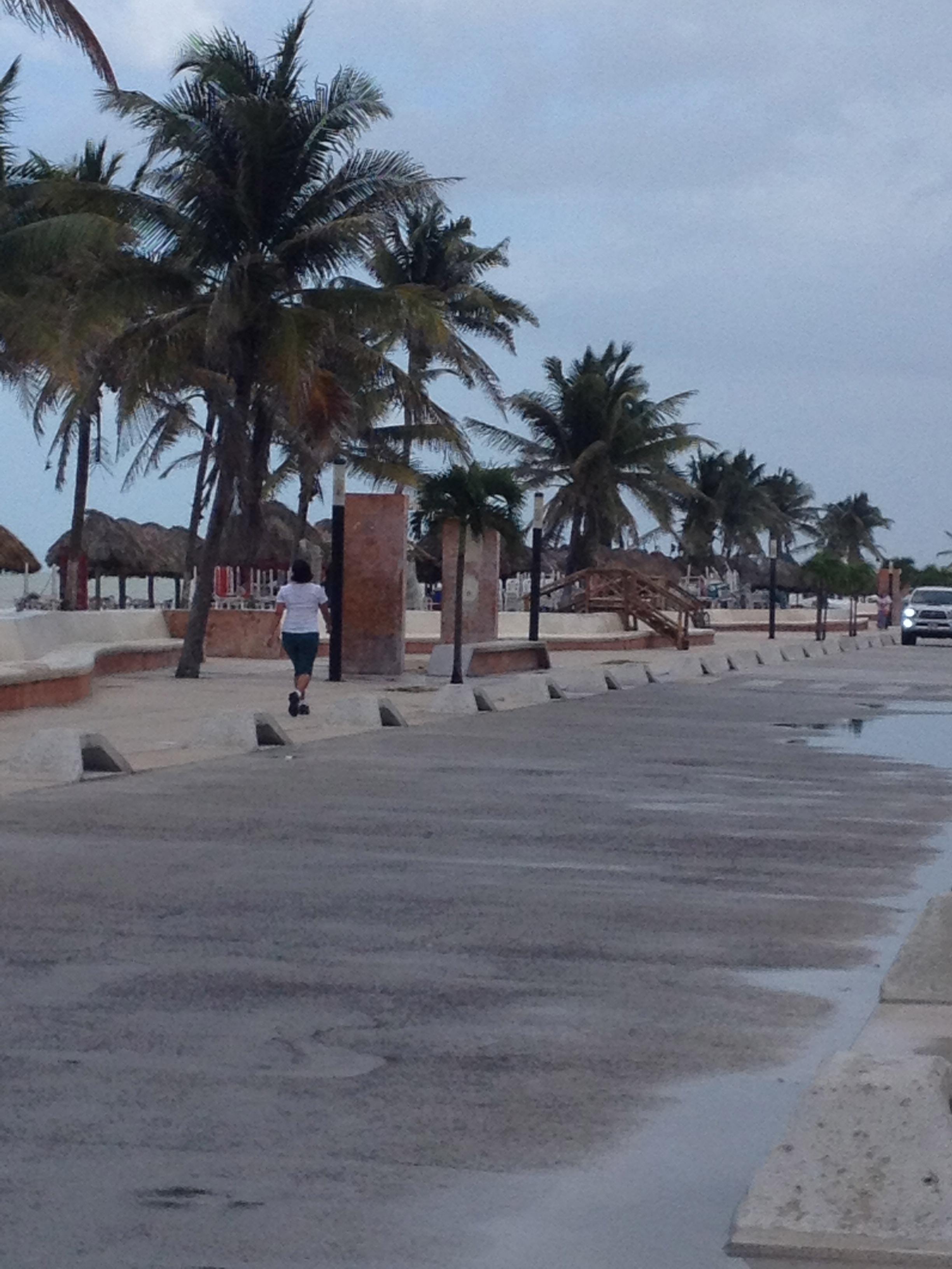 Malecon de Progreso