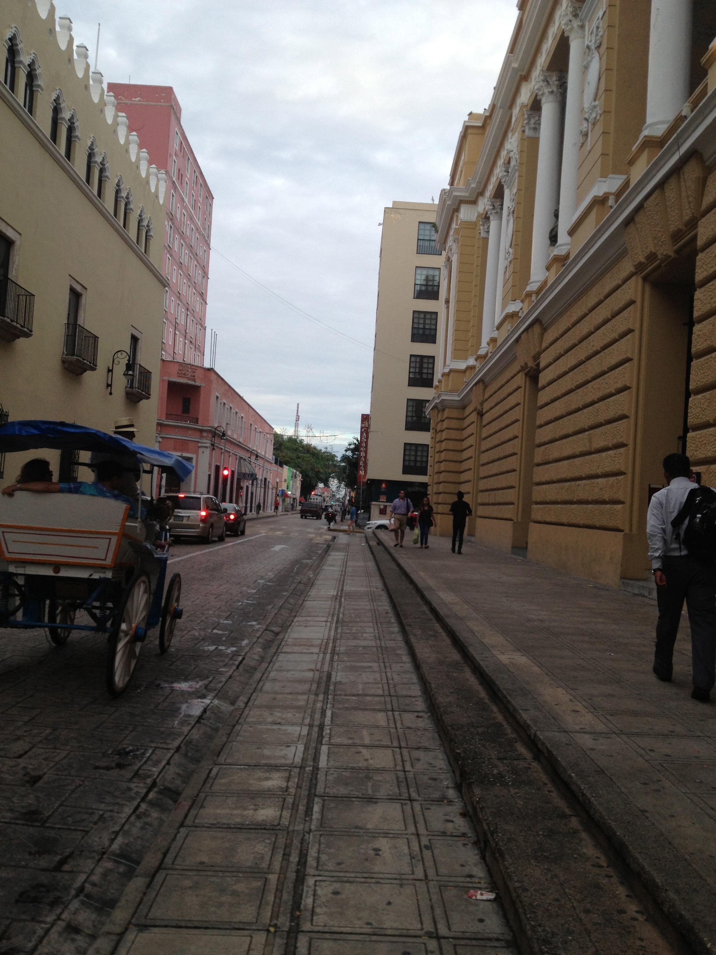 Calle 60, Mérida Centro