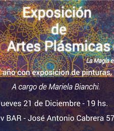 Exposición Artes Plásmicas