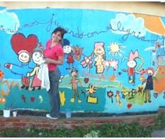 Mural infantes