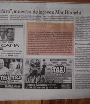 Nota diario Mar del Plata