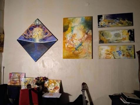 Obras de Maryela Bianchi