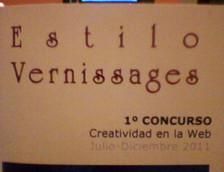 Vernissage 2011