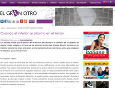 """Entrevista en Revista de Arte """"El gran otro"""""""
