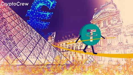 """Banco Central Europeo: """"Las STABLE COINS son un riesgo para el EURO DIGITAL"""""""
